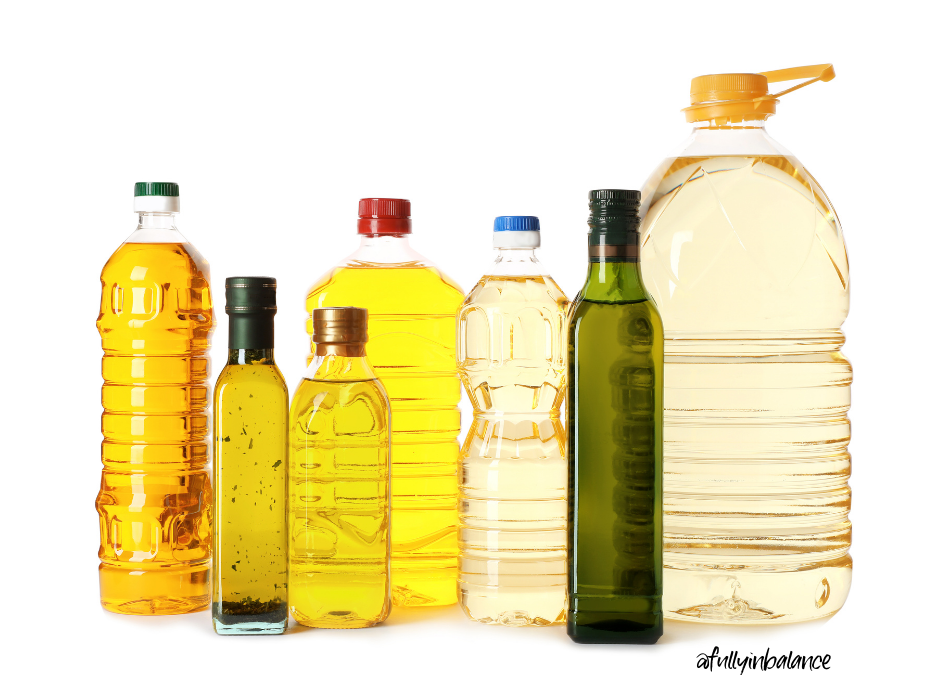 Cooking Oils You Need to Know and How to Use Them!